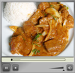 EASY NYONYA CHICKEN CURRY